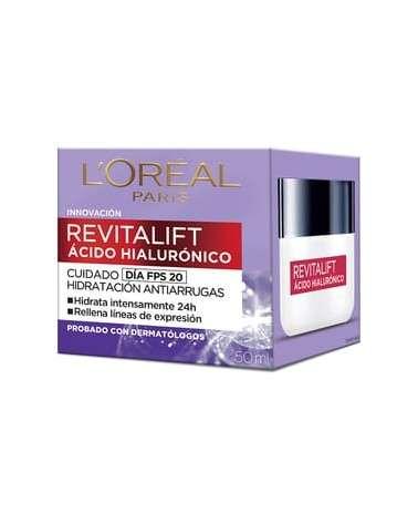 Crema Día L'Oréal Paris Revitalift Acido Hialulronico X 50Ml L'Oréal París - 1