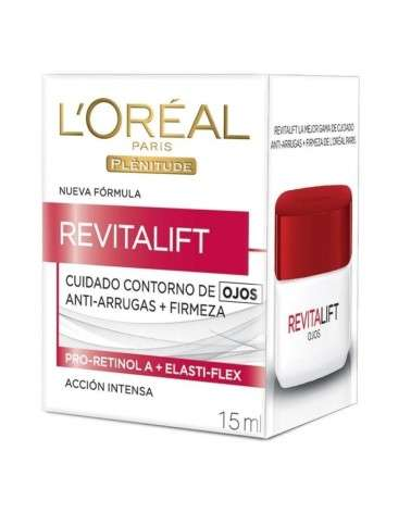 Crema Ojos L´Oréal Paris Revitalift X 15Ml L'Oréal - 1