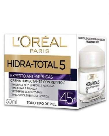 Loreal Hidra Total 5 Antiage 45+ L'Oréal - 1