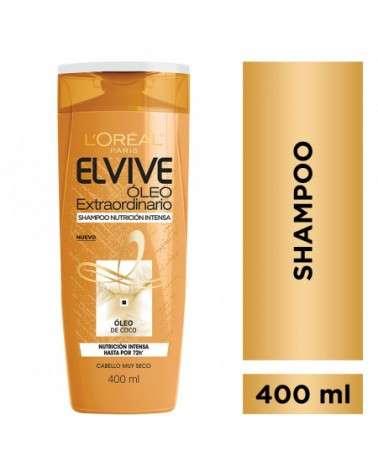 Shampoo Óleo Extraordinario Coco Elvive L´Oréal Paris 400ml Elvive - 1