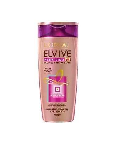 Shampoo Keraliso 230° Elvive L´Oréal Paris 400ml Elvive - 1