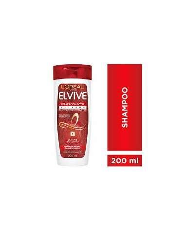 Shampoo Reparación Total Extreme Elvive L´Oréal Paris 200ml Elvive - 1