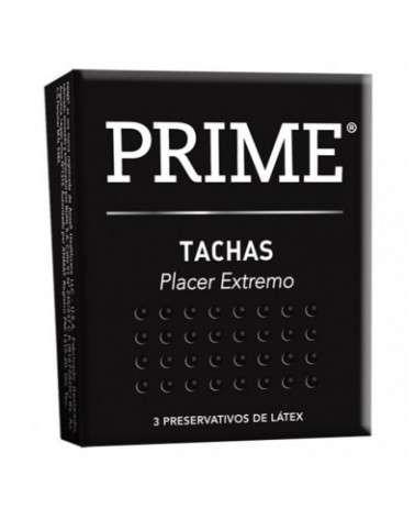 Prime - Preservativo Tachas X 3Unid Prime - 1