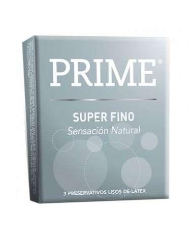 Prime - Preservativo Gris Superfino X 3Unid Prime - 1