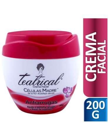 Teatrical Crema Facial Antiarrugas 200 G Teatrical - 1