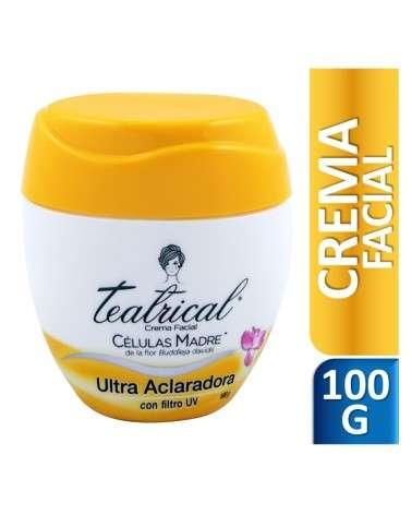Teatrical Crema Facial Aclaradora 100 g Teatrical - 1