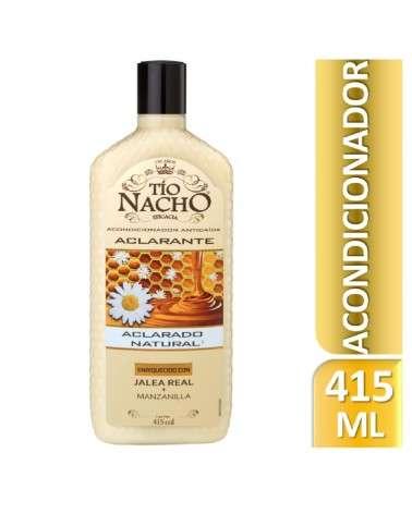 Tio Nacho Acondicionador Aclarante 415 Ml Tio Nacho - 1