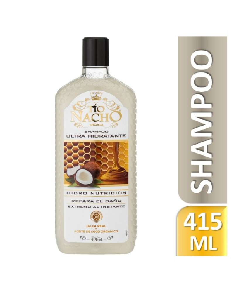 Tio Nacho Shampoo Ultrahidratante 415 Ml Tio Nacho - 1