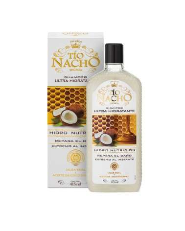 Tio Nacho Shampoo Ultrahidratante 415 Ml Tio Nacho - 2