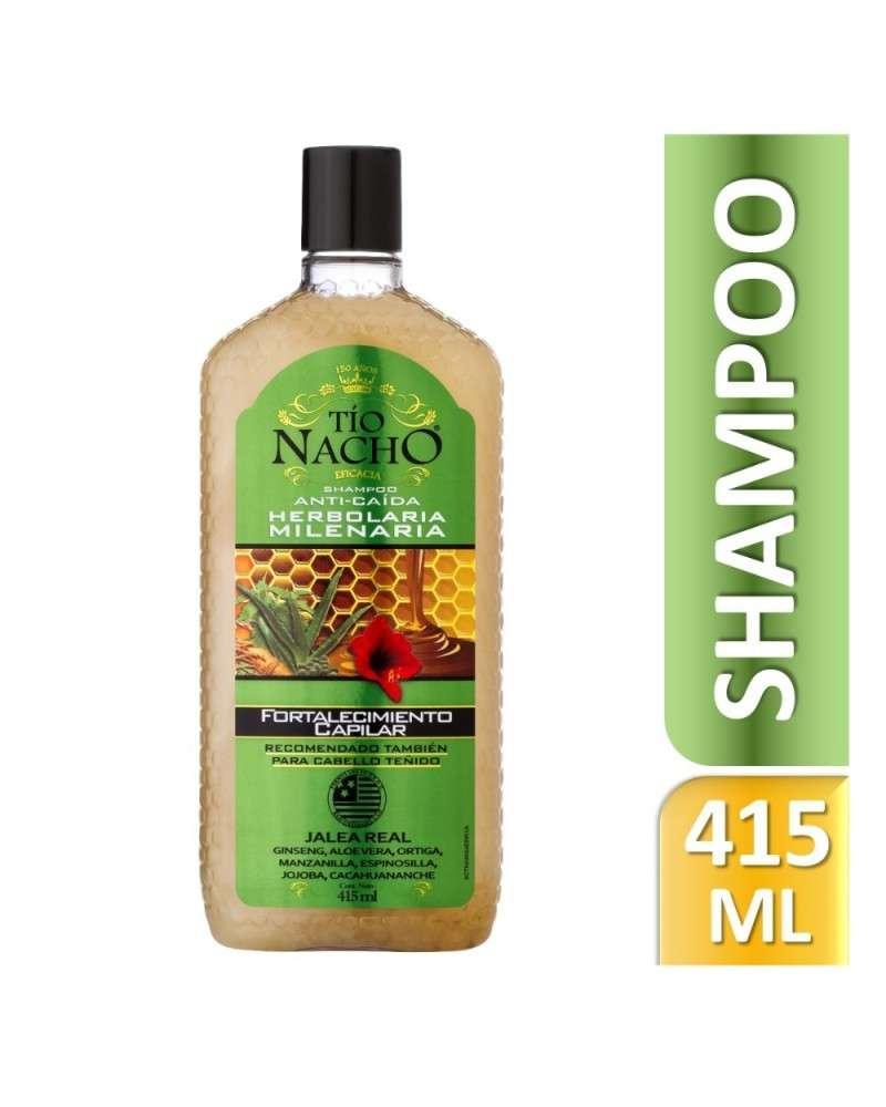 Tio Nacho Shampoo Herbolaria Milenaria 415 Ml Tio Nacho - 1