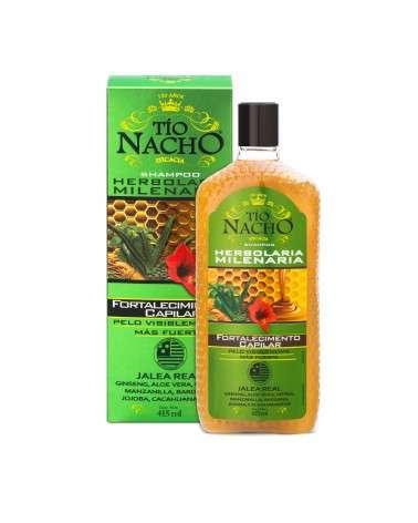 Tio Nacho Shampoo Herbolaria Milenaria 415 Ml Tio Nacho - 2