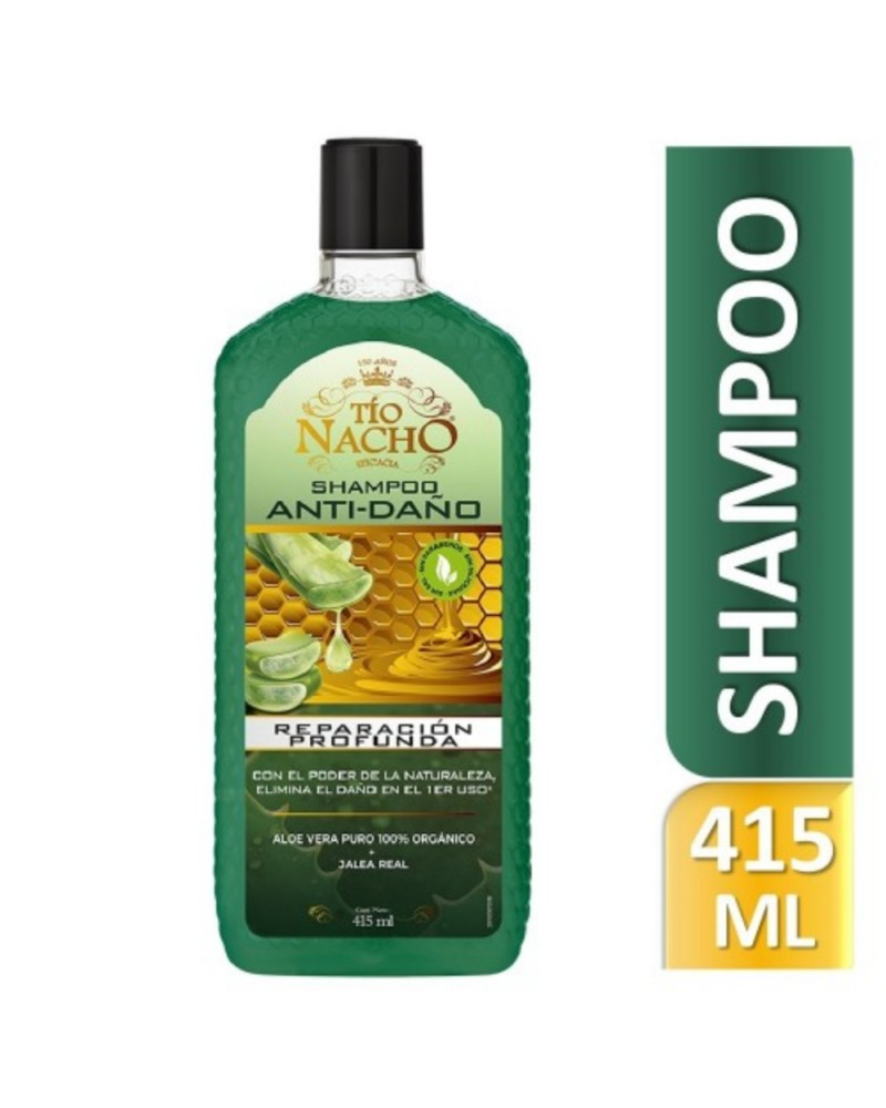 Tio Nacho Shampoo Aloe Vera 415 Ml Tio Nacho - 1