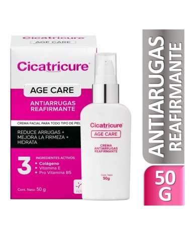 Cicatricure Crema Facial Age Care Reafirmante  50 Gr Cicatricure - 2