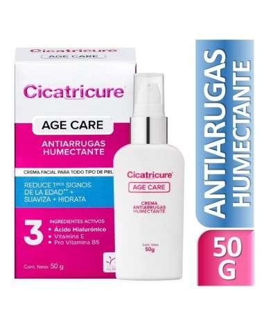 Cicatricure Age Care Humectante  50 gr Cicatricure - 2