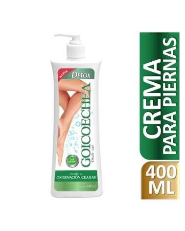 Detox Crema 400 ml Goicoechea - 1