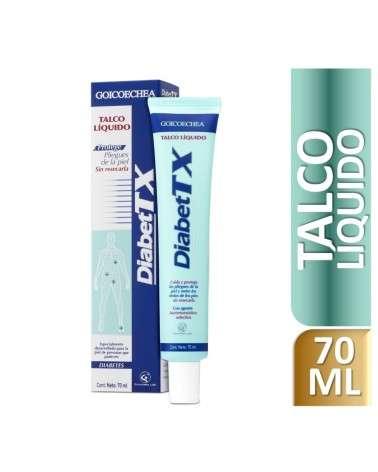 Diabetex TX Talco Liquido DiabetTX - 1