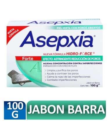 Asepxia Jabón Forte 100 gr Asepxia - 1