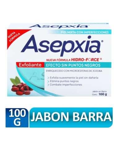 Asepxia Jabón Exfoliante 100 Gr Asepxia - 2