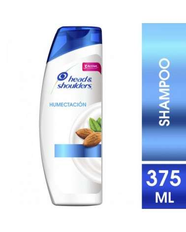 Shampoo Head & Shoulders Humectación 375 Ml Head & Shoulders - 1