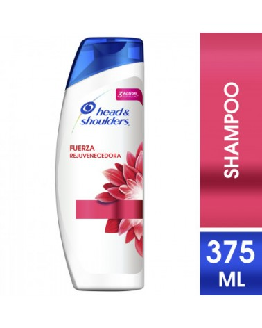 Shampoo Head & Shoulders Fuerza Rejuvenecedora 375 Ml Head & Shoulders - 1
