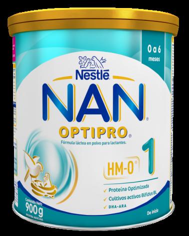 NAN 1 OPTIPRO HMO Formula Infantil 12x900gAR Nestle - 1