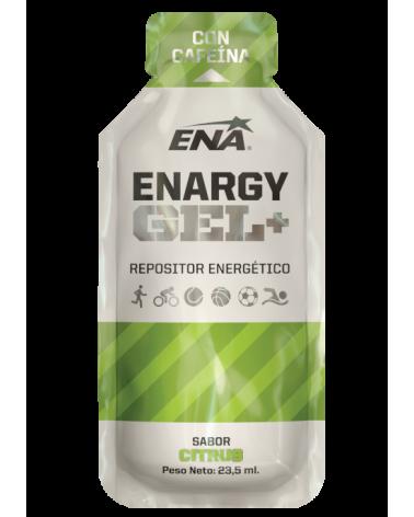 Enargy Gel + Con Cafeina Citrus ENA - 1