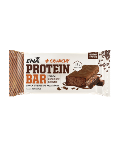 PROTEIN BAR CHOCOLATE BROWNIE ENA - 1