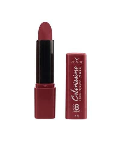 Labial Vogue Colorissimo 4G Manzana Roja X 4Gr Vogue - 1