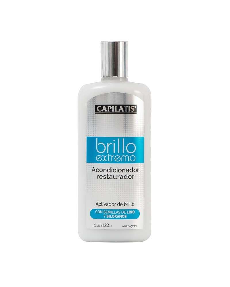 Capilatis - L.Brillo Extremo Acond Restaurador X 420 Ml C141 Capilatis - 1