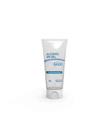 ALCOHOL EN GEL GEZZI X 50GRS Gezzi - 1