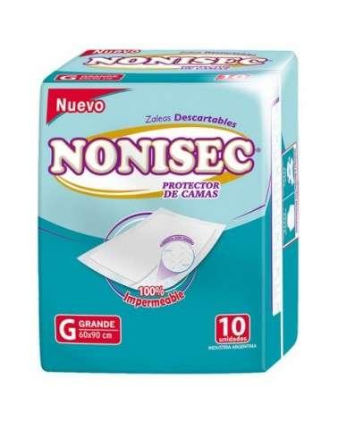 Nonisec - Zalea Descartable Grande X 10 Unid Nonisec - 1