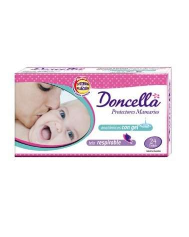 Doncella - Protectores Mamarios X 24 Uni Doncella - 1