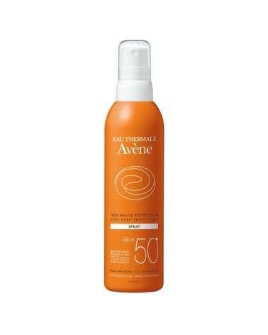 Avene FPS 50+ spray Avene - 1