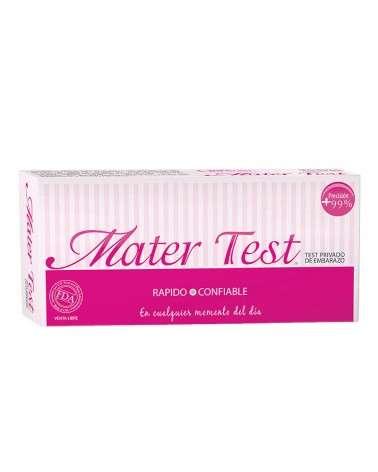 Mater Test - Test X 1  - 1