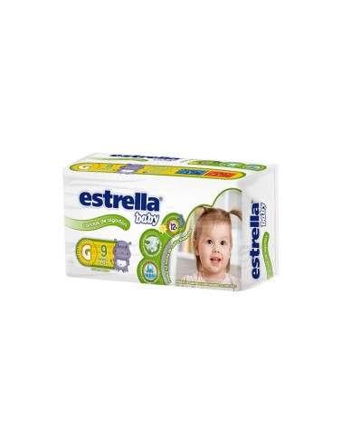 ESTRELLA - BABY CARICIAS DE ALG GDE 9 PAD Estrella - 1