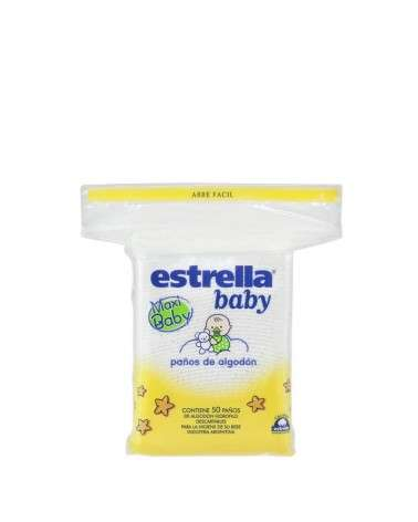 ESTRELLA - MAXI BABY PAÑOS 50 ALG Estrella - 1