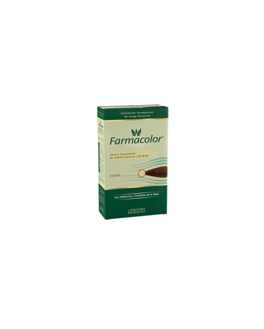 Farmacolor - 7.1 Rubio Ceniza Kit X 1 Farmacolor - 1