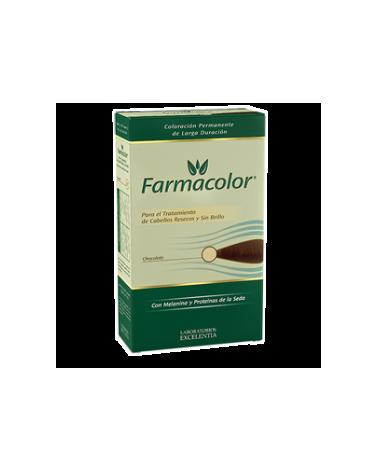 Farmacolor - 6 Rubio Oscuro Kit X 1 Farmacolor - 1