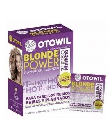 Otowil - Shamp Blonde Power X 10 Gr OTOWIL - 1