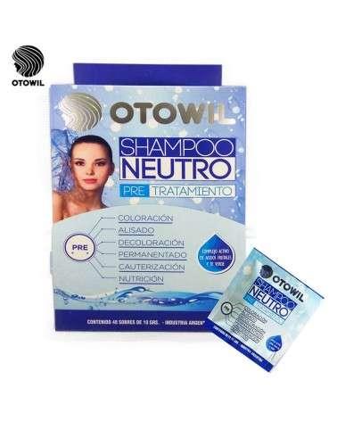 Otowil - Shampoo Neutro 10 Gr OTOWIL - 1