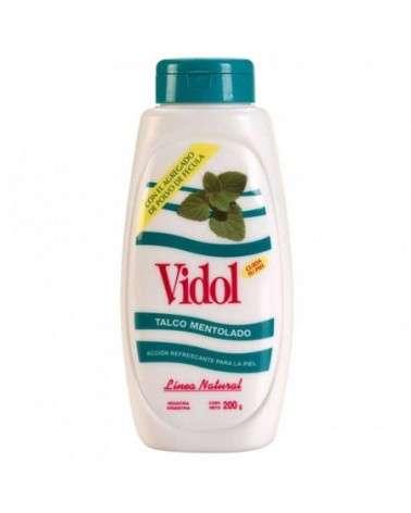 Vidol - Talco Mentolado X 200 Ml VIDOL - 1