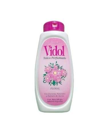 Vidol - Talco Perfumado Floral Talquera X200 Grs VIDOL - 1