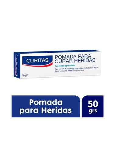 Curitas - Pomada Para Heridas 20 CURITAS - 1