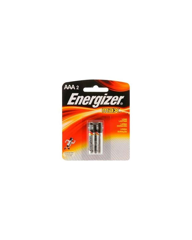 ENERGIZER MAX - PILA AAA BLISTER X 2 922637 ENERGIZER - 1