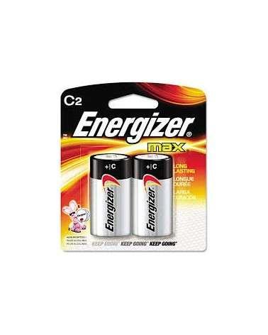 ENERGIZER MAX - PILA MEDIANA C2 BLISTER X 2 922638 ENERGIZER - 1