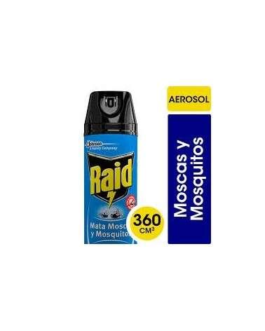 Raid - Aerosol Mata Moscas Y Mosquitos X 360 RAID - 1