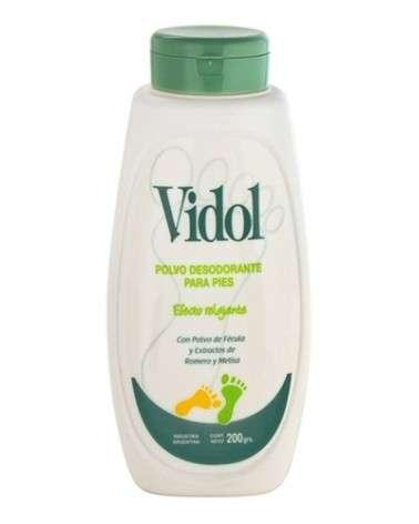 Vidol - Polvo Talquera X 200Gr VIDOL - 1