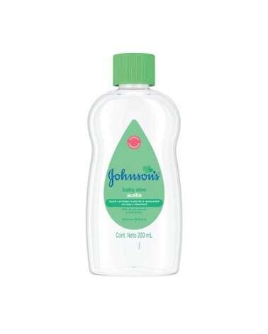 Aceite Para Bebé Johnson'S® Con Aloe Y Vitamina E X 200 Ml. Johnson's Baby - 1