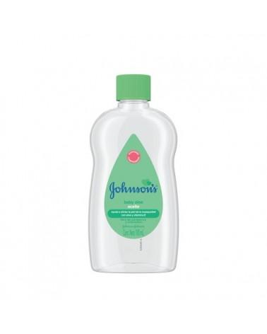 Aceite Para Bebé Johnson'S® Con Aloe Y Vitamina E X 100 Ml. Johnson's Baby - 1