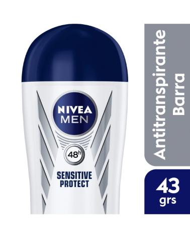 NIVEA MEN Desodorante Stick Sensitive Protect 43gr. Nivea - 1